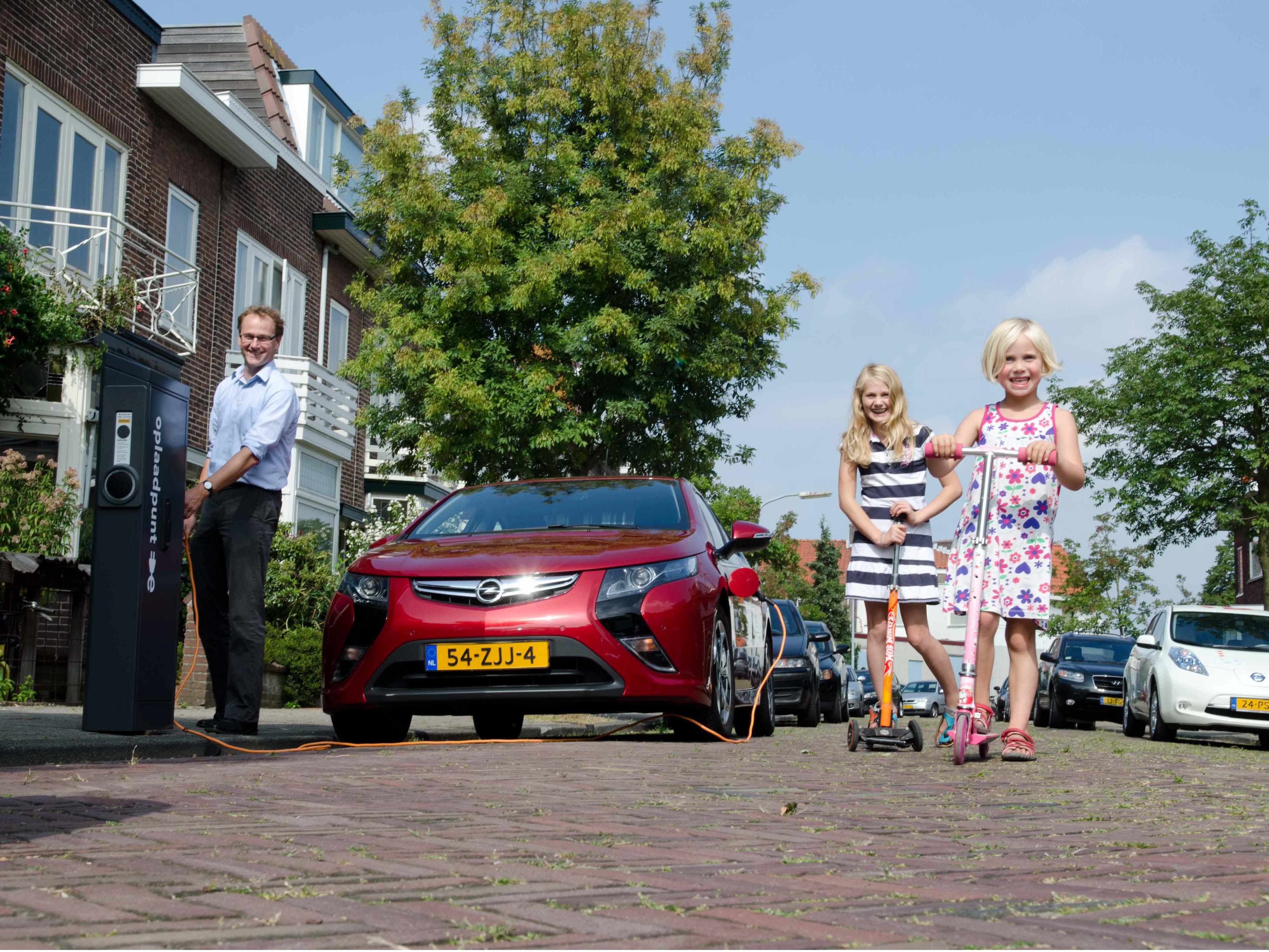 MRA-E ziet: koppeling elektrische auto en duurzame energie loont